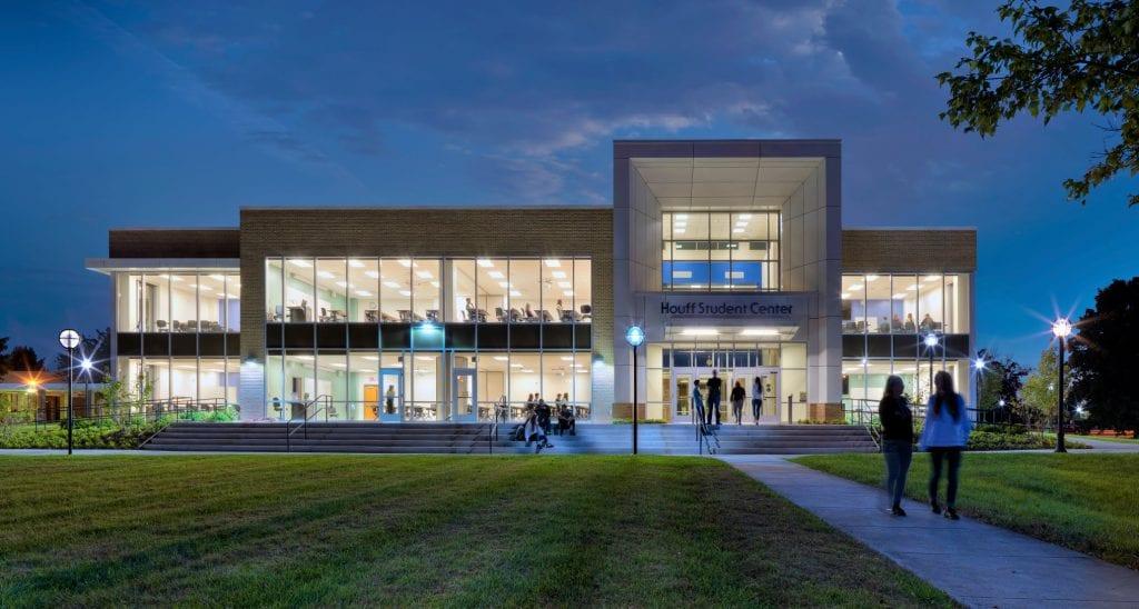 Blue Ridge Community College Houff Center
