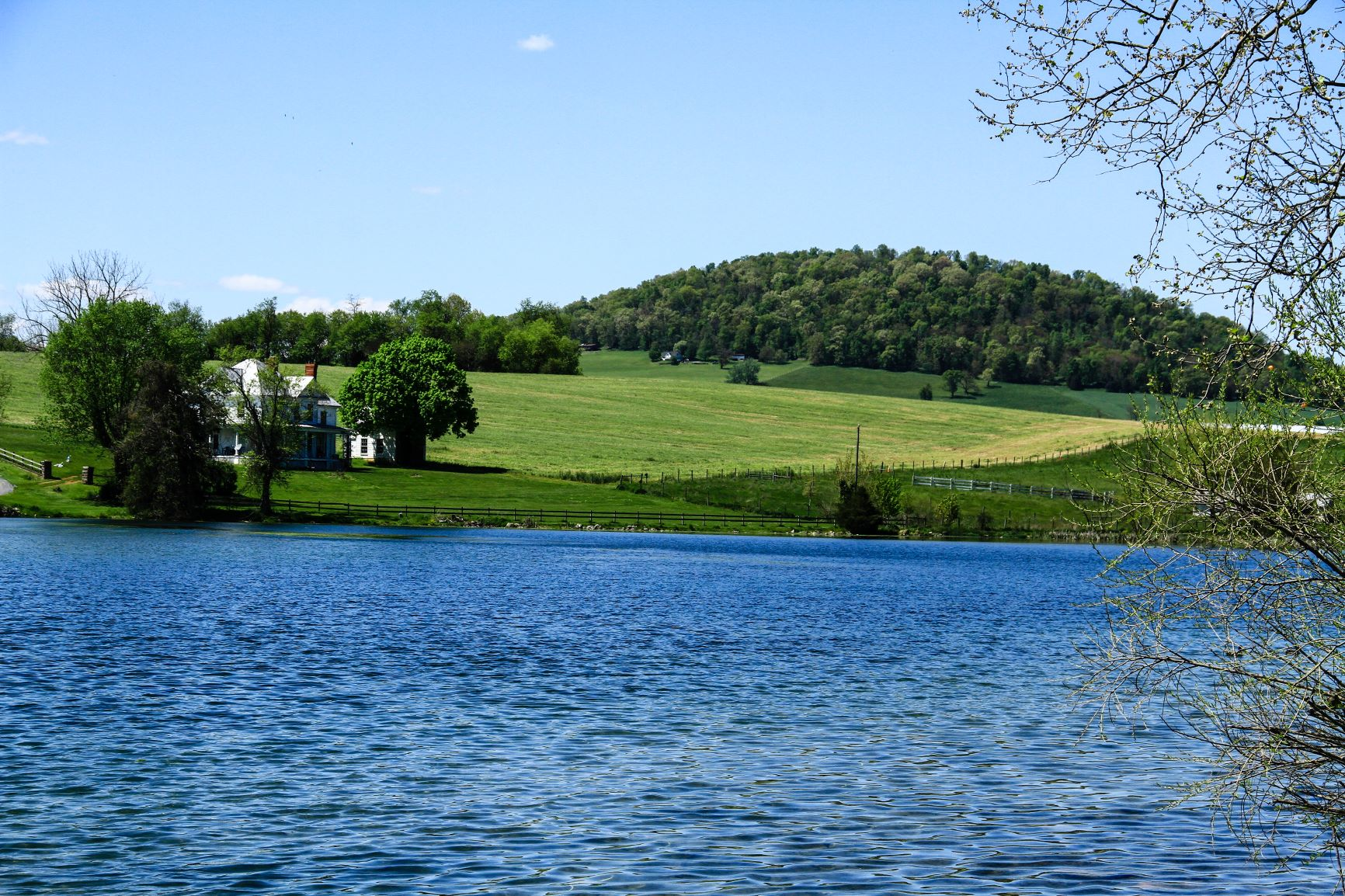 Silver Lake & Mole Hill, Dayton