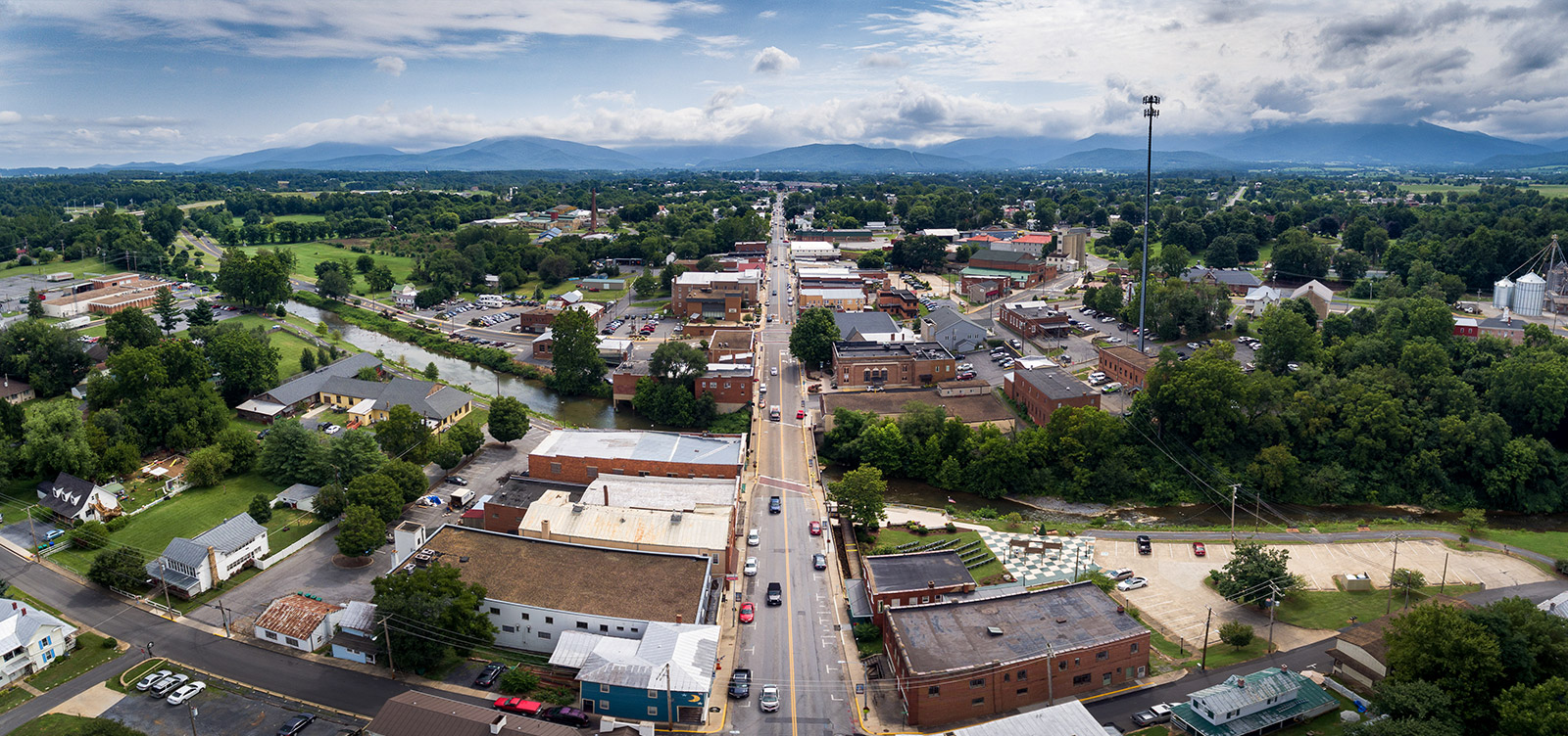 Downtown Luray, Page County